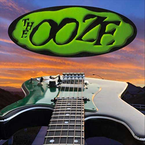 Ooze CD Cover